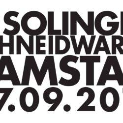 11. Solinger Schneidwaren-Samstag
